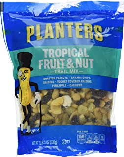 Planters Tropical Fruit & Nuts Trail Mix (19oz Bag)