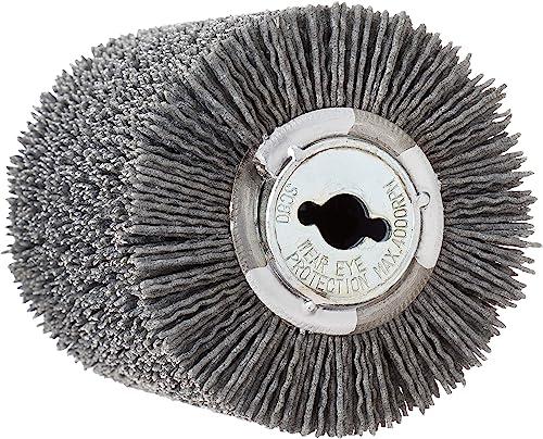 wholesale Makita popular 794384-3 Nylon Brush Wheel, 80 Grit, new arrival Coarse outlet sale