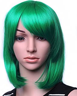 Best green wigs for sale Reviews
