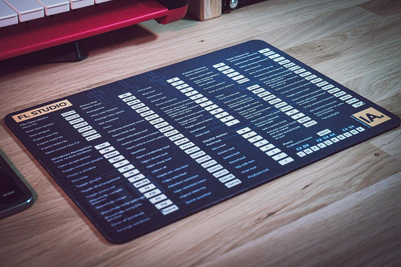 FL Studio - Alfombrilla para ratón (XL), diseño de atajo ...