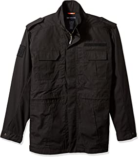 field jacket black