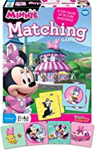 Wonder Forge Disney Junior Minnie Matching Game For Girls & Boys Age 3 To 5 - A Fun & Fast Disney Memory Game