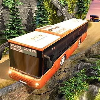 Uphill Offroad Coach Bus Driver Simulator 2018
