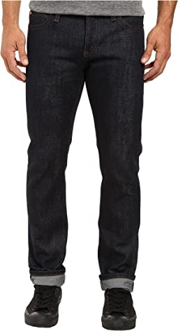 The Unbranded Brand - Skinny in 21 OZ Indigo Selvedge