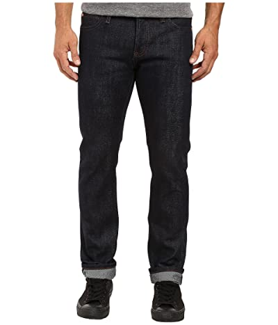 The Unbranded Brand Skinny in 21 OZ Indigo Selvedge (Indigo Selvedge) Men