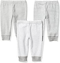 Moon and Back Baby Set of 3 Organic Cotton Pants