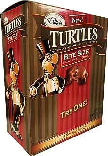 demets dark chocolate turtles