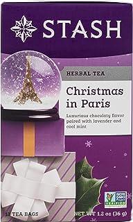 Christmas in Paris Herbal Tea Stash Tea 18 Bag