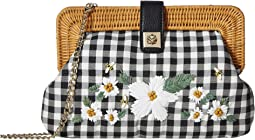 Daisy'd & Confused Clutch
