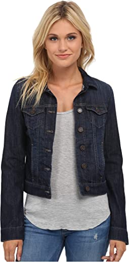 Mavi Jeans - Samantha Denim Jacket in Dark Nolita