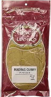 mild madras curry powder