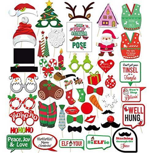 6f75bb1f8 Ugly Christmas Sweater Party Decorations  Amazon.com