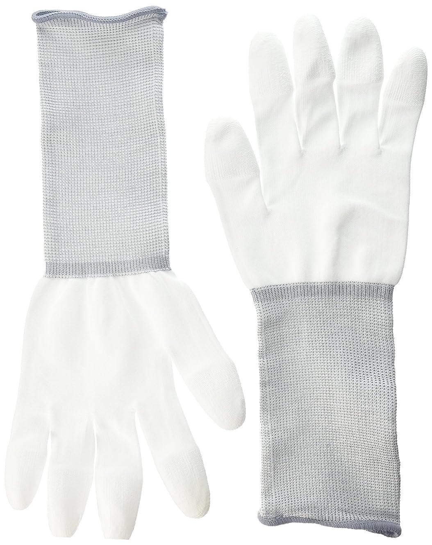 チェリーばかげている波紋三高サプライ ポリウレタンコーティンググローブ(手袋)ロングタイプ とぷ五郎ロング トップフィットタイプ10双入り GKL112 L