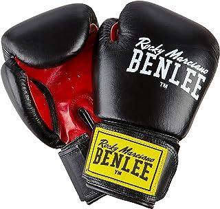 Ben Lee Fighter Guantes de Boxeo, Unisex Adulto, Negro, 8 oz
