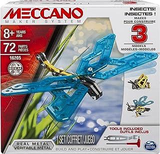 Meccano 3-Insects Model Set, multi, 20071454