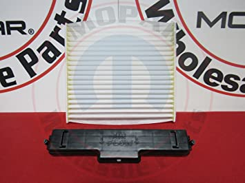 Dodge Ram 1500 2500 3500 Cabin Air Filter And Filter Access Door New Oem Mopar Passenger Compartment Air Filters Amazon Canada