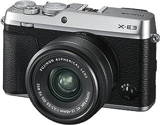 Fujifilm X-E3/ XC15-45mm Kit, Silver