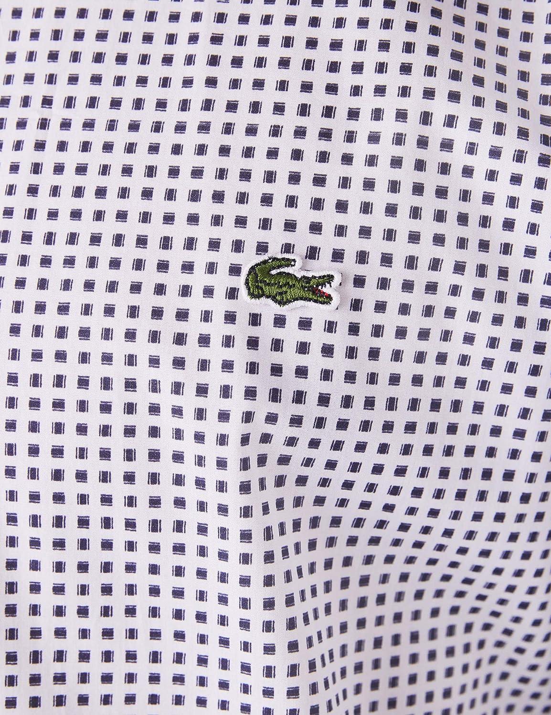 Camisa Punto Manga Larga Hombre Lacoste