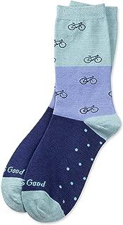 Life is Good Women's Crew Socks