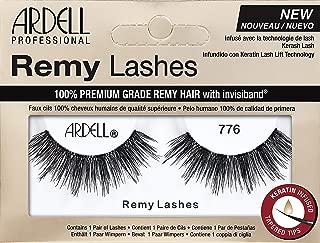 Ardell Remy Eye Lashes, 776 Black
