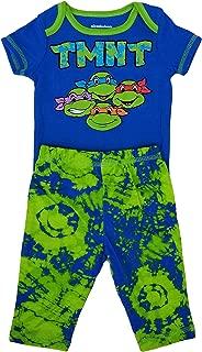 Teenage Mutant Ninja Turtles TMNT Baby 2-Piece Bodysuit & Pants Set