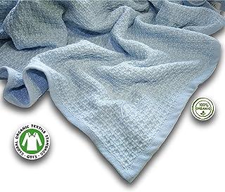 91843d005 Zoog - Manta de algodón orgánico de calidad premium con certificado GOTS no  químico, no