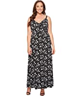 MICHAEL Michael Kors - Plus Size Verbena Maxi Dress