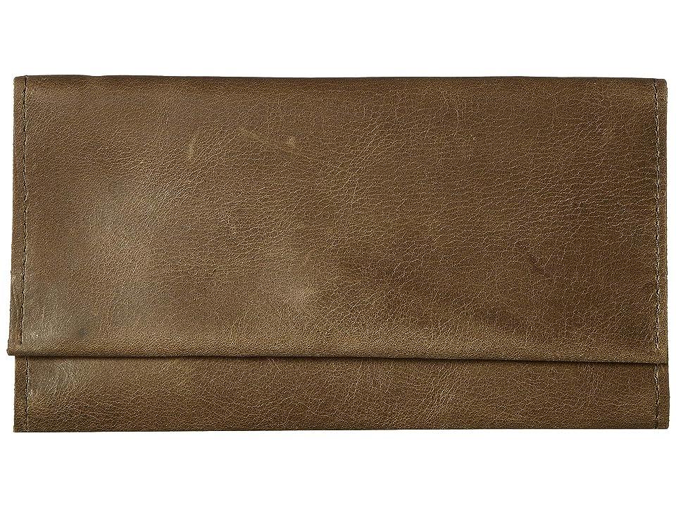 ABLE Debre Wallet (Olive) Wallet Handbags