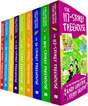 Download Book The Treehouse Storey Books 1 - 9 Collection Set by Andy Griffiths & Terry Denton (13-Storey, 26-Storey, 39-Storey, 52-Storey, 65-Storey, 78-Storey, 91-Storey, 104-Storey & 117-Storey) PDF