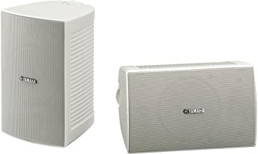 Yamaha NS-AW294WH Indoor/Outdoor 2-Way Speakers (White,2)