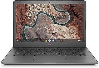 HP 14inch Chromebook AMD Dual-Core A4-9120C Processor, 4GB DDR4 Memory, 32GB eMMC Storage, AMD Radeon R4 Graphics, Chrome ...