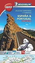España & Portugal 2017 (Atlas de carreteras y turístico ) (Atlas de carreteras Michelin)