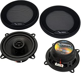 "Harmony Audio HA-65 Car Stereo Rhythm Series 6.5"" Replacement 300W Speakers & Grills photo"