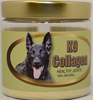 K9 COLLAGEN Hip & Joint Supplement for Dogs - Collagen Booster for Healthy Joints, Improved Mobility, Better Overall Health of Dogs – 1 Month Supply