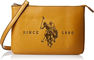 US Polo Womens Folsom ClutchCrossbody