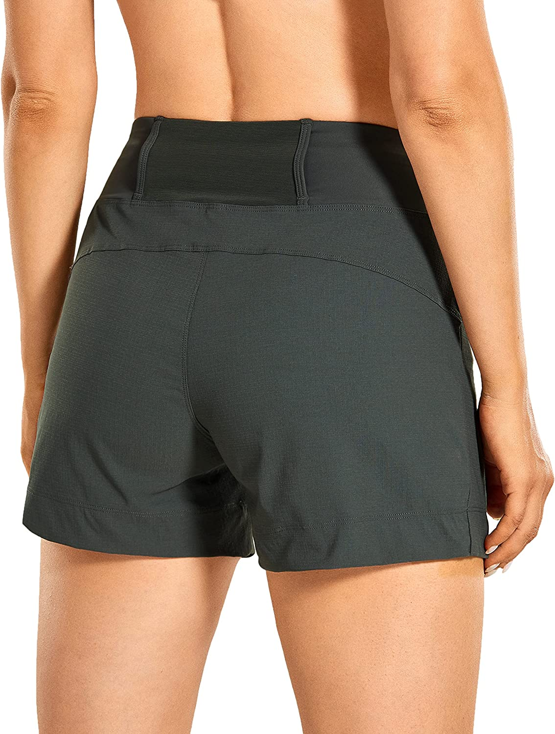 CRZ YOGA Women's Lightweight Hiking Travel Max 71% OFF Sale SALE% OFF Outdoor Quick- Shorts