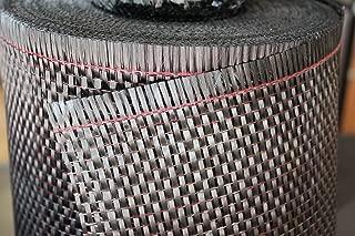CARBON FIBER - 12K TOW - Horizontal weave - 12