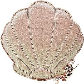 Women's Disney Little Mermaid Shimmer Shell Cross Body Bag