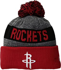New Era - NE16 Sport Knit Houston Rockets