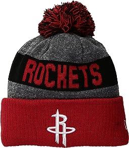 New Era - NE16 Sport Knit Houston Rockets