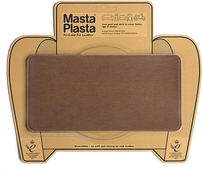 74 opinioni per MastaPlasta- Toppa Marrone Chiaro autoadesiva per la riparazioni di Pelle.