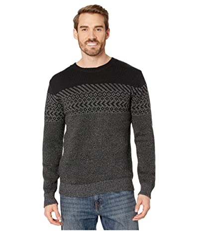 Royal Robbins Banff Novelty Sweater (Jet Black) Men