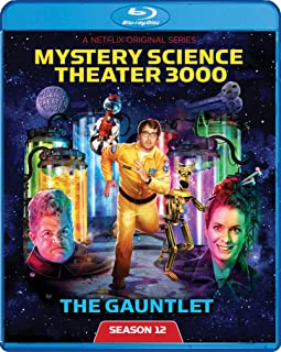 Mystery Science Theater 3000: The Gauntlet - Season 12 [Blu-ray]
