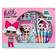 L.O.L. Surprise! Stylin' Studio by Horizon Group Usa, Create LOL Surprise Paper Dolls, DIY...