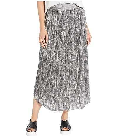 Tribal Lined Long Skirt (Grey Mix) Women