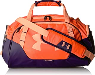 Under Armour Undeniable 3.0 Duffle, After Burn /Peach Horizon,