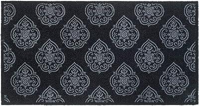 Bruce Starke Doormat, Black, 120 x 67