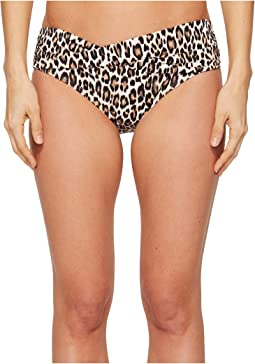 Tommy Bahama - Cat's Meow Twist-Front High-Waist Bikini Bottom