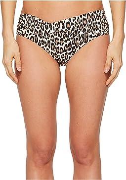 Tommy Bahama - Cat's Meow Twist-Front High-Waist Bikini Bottom