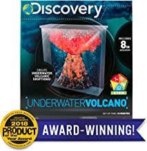 Discovery Under Water Volcano Eruption by Horizon Group Usa, Perform Stem Science Fair Experiments with Bubbly, Fizzy, Lava Eruptions